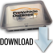 Pro Vehicle Outlines 2017 Online 12 Month Subscription