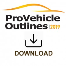 Pro Vehicle Outlines 2019 Online 6 Month Subscription