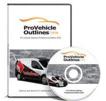 Pro Vehicle Outlines 2016  Professional Edition