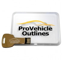 Pro Vehicle Outlines 2019 Pro Edition